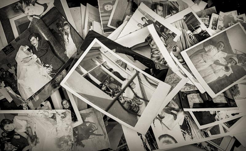 mirar fotos pérdida dememoria
