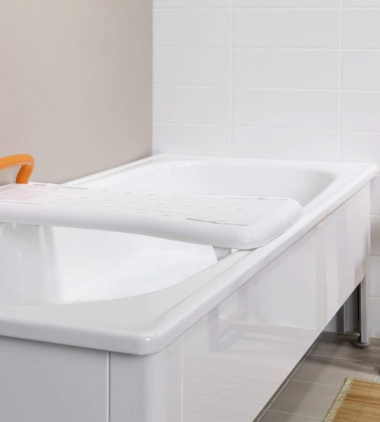 bandeja de seguridad para bañera