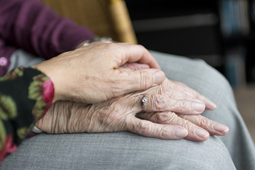 Navidad con un enfermo de Alzheimer