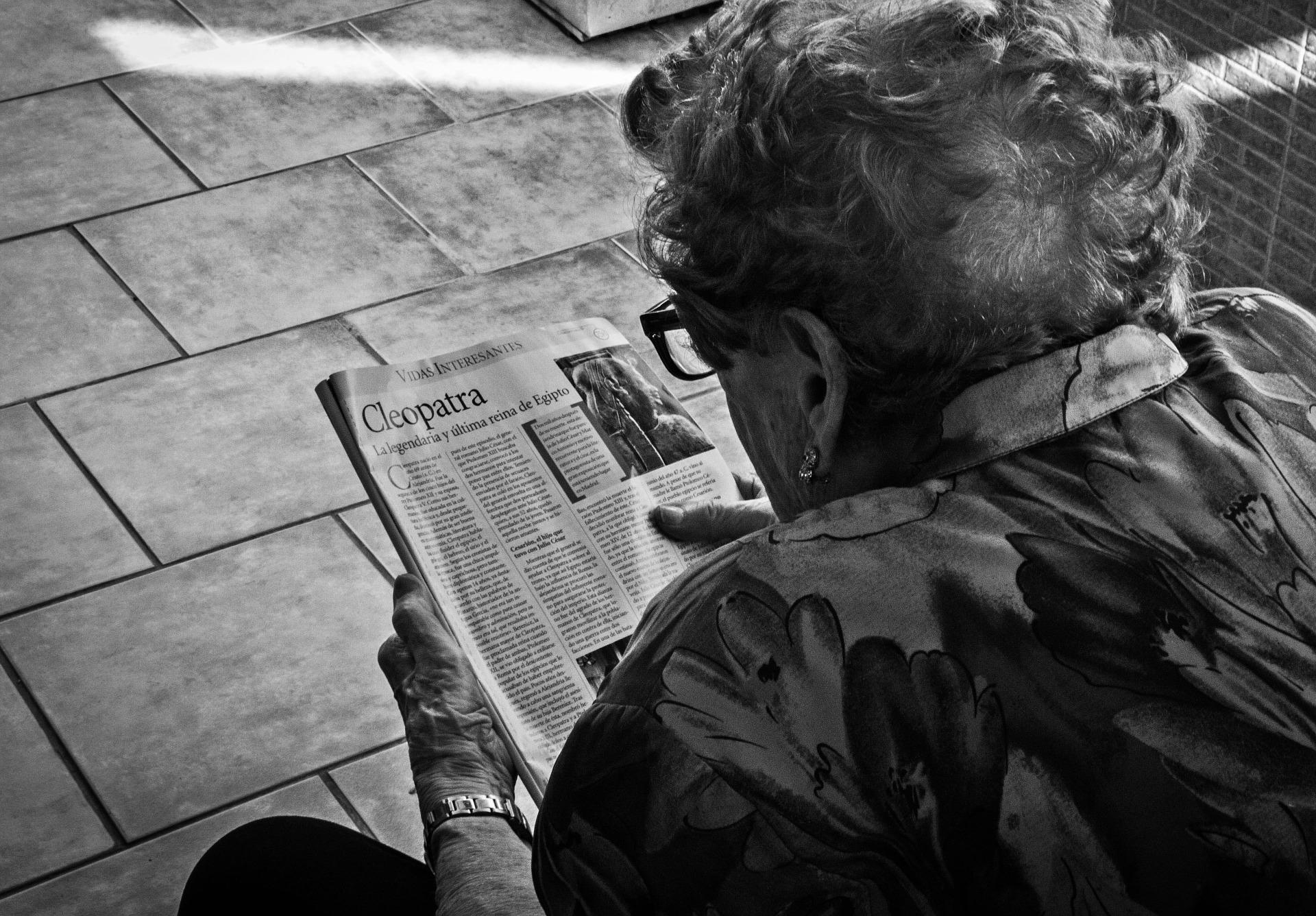 La lectura como estimulación para el cerebro