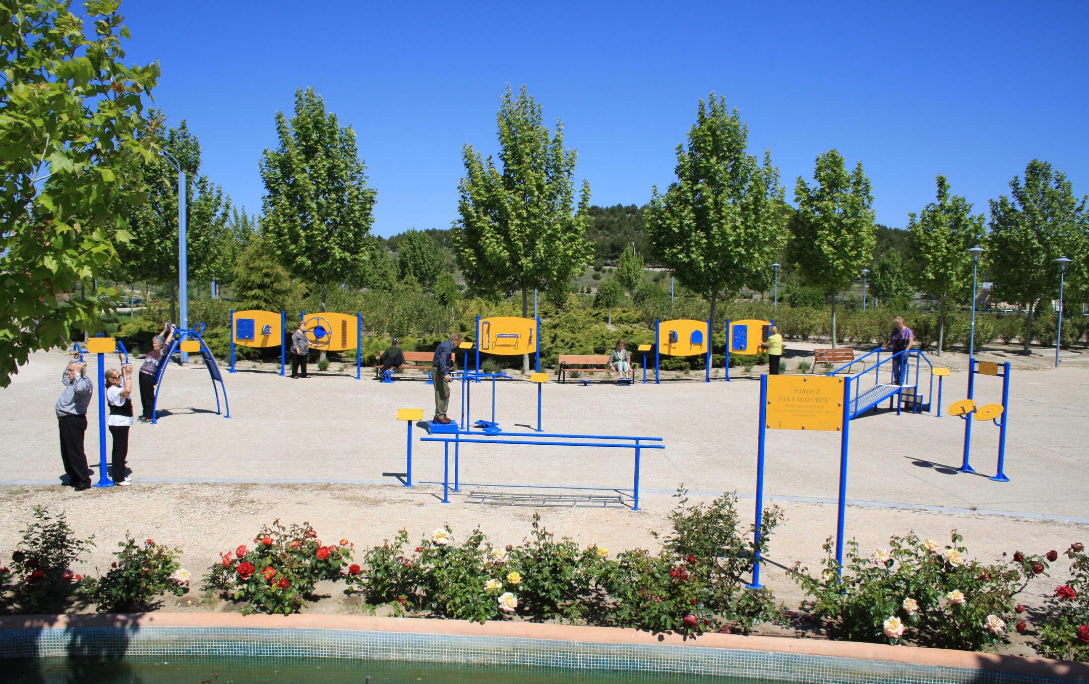 parque adaptado