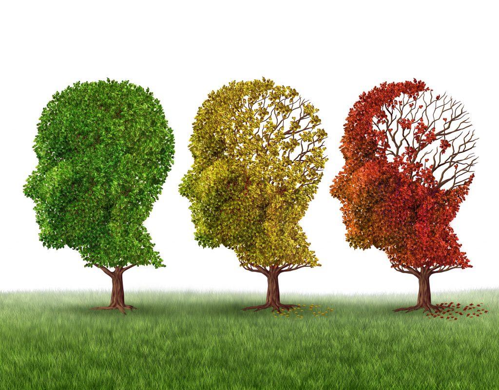 síntomas de la demencia