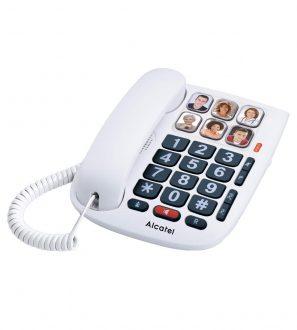 telefono con teclado grande